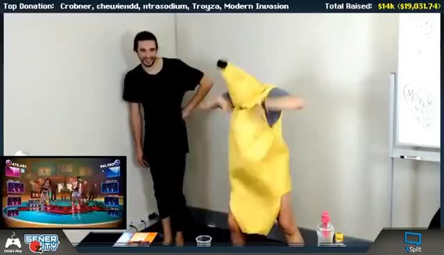 Loserfruit epic dance