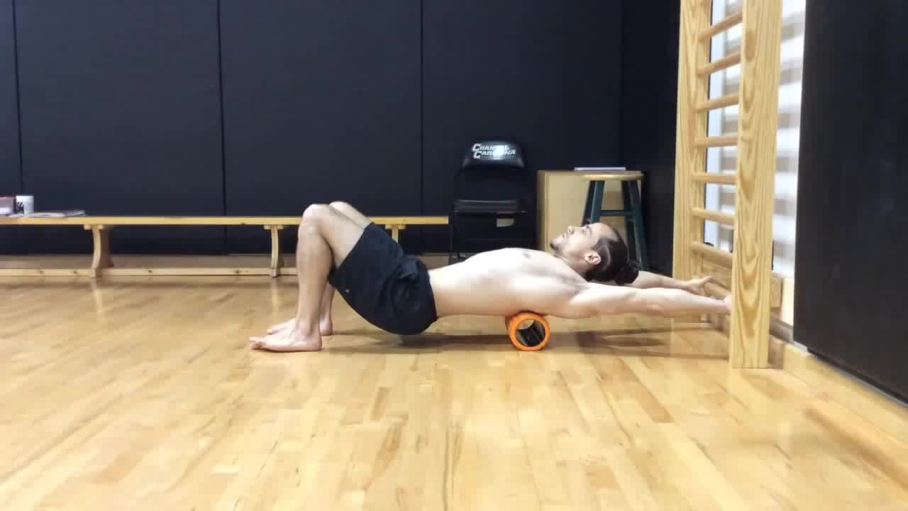 flexibility, It's Week 2 of the Shoulder Opening Month! Last week, we tested shoulder flexion. This week, we test shoulder extension and have some new mobility drills and stretches to do! (reddit) GIFs