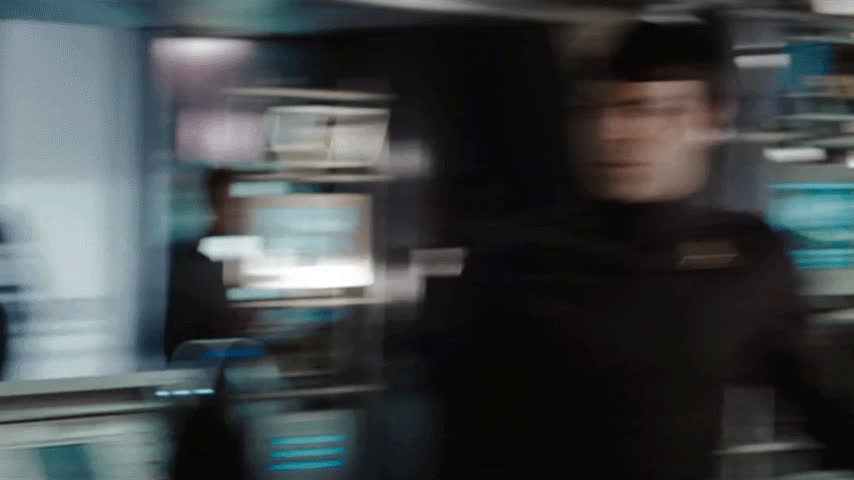 Reaction, Spock, Star Trek, Star Trek 2009, Zachary Quinto, various_extinctions, So, how many actors have played you at this point? GIFs
