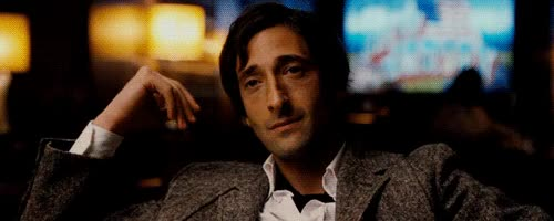 Watch and share Adrien Brody GIFs on Gfycat