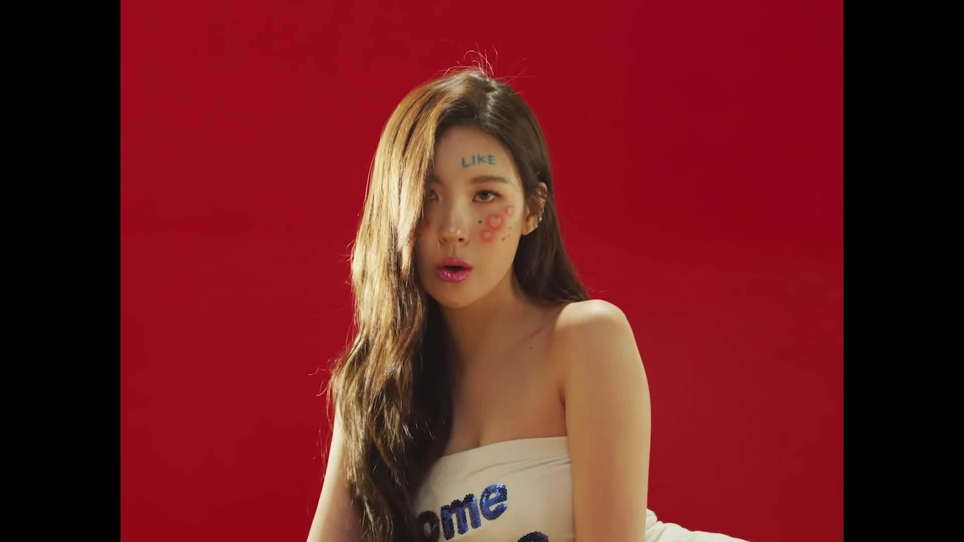 1theK, Kpop, MV, Teaser, loen, 로엔, 뮤비, 신곡, 원더케이, 티져, [MV] SUNMI(선미) _ 누아르(Noir) GIFs