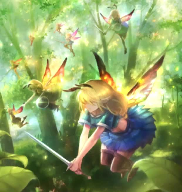 Watch Fairy's Awakening GIF by @aran-fey on Gfycat. Discover more related GIFs on Gfycat