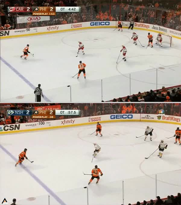 Watch and share Flyers GIFs and Hockey GIFs by akanon on Gfycat