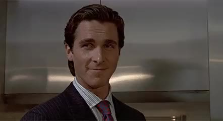 Watch this i don't know GIF on Gfycat. Discover more christian bale, i don't know, idk, maybe GIFs on Gfycat