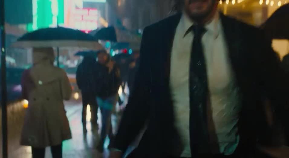 I'm, come, coming, cyberpunk, john, keanu, late, lost, movie, my, new, on, parabellum, rain, reeves, run, running, way, wick, work, John Wick: Chapter 3 - Parabellum GIFs