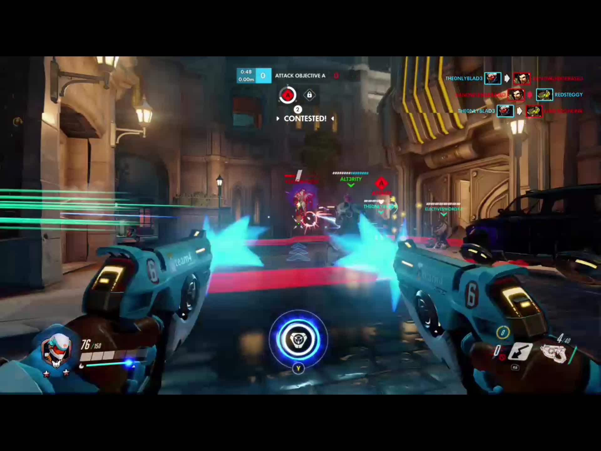 120fpsgameplay, overwatch, tracer, sorry sorry im sorry sorry GIFs