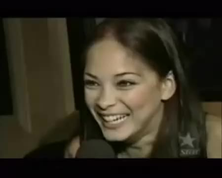 Watch and share Kristin Kreuk GIFs and Smile GIFs on Gfycat