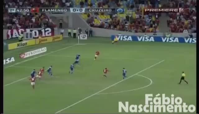 Watch and share Flamengo 1 X 0 Cruzeiro * Copa Do Brasil 2013 * Melhores Momentos GIFs on Gfycat