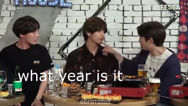 Watch and share Bangtantv GIFs and Taehyung GIFs on Gfycat