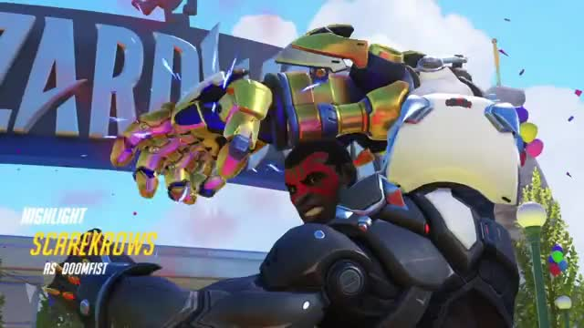 Watch doomfist GIF on Gfycat. Discover more related GIFs on Gfycat
