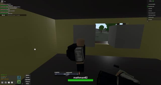 Watch and share Roblox 2020-05-05 14-54-43 GIFs on Gfycat