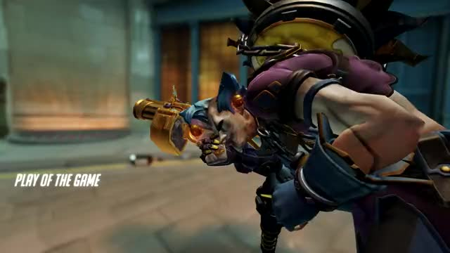 Watch and share Overwatch GIFs and Junkrat GIFs by thecrabcock on Gfycat