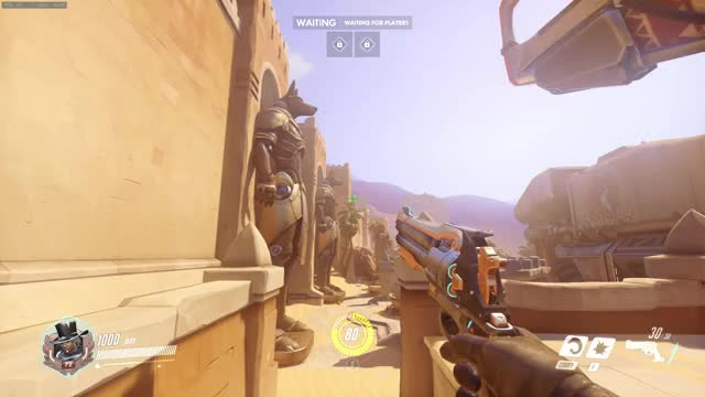 Watch and share Overwatch GIFs by cptsteel on Gfycat
