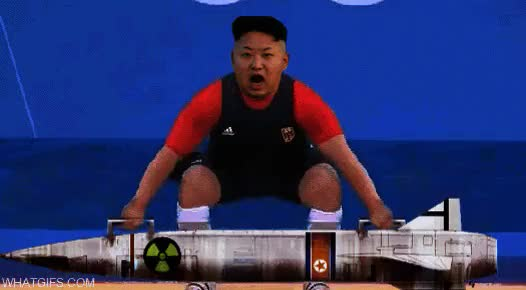 Watch weightlifting GIF on Gfycat. Discover more Kim Jong Un GIFs on Gfycat