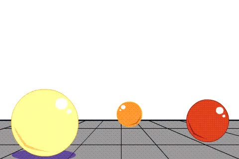 Watch and share Excercise 1- Bouncing Ball B GIFs on Gfycat