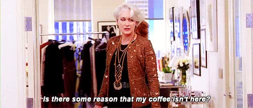 Watch miranda priestly GIF on Gfycat. Discover more related GIFs on Gfycat