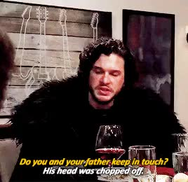Watch this aegon targaryen GIF on Gfycat. Discover more aegon targaryen, game of thrones, jon snow, kit harington, late night with seth meyers GIFs on Gfycat