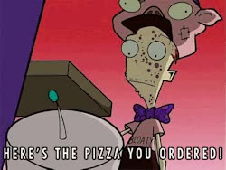 Watch and share My Gifs Invader Zim Gir GIR IN THIS SCENE IS SUCH A GPOY Invader Zim* GIFs on Gfycat