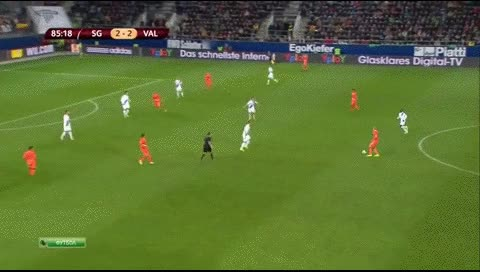 Watch and share Sergio Canales. St. Gallen - Valencia. 07.11.2013 GIFs by fatalali on Gfycat
