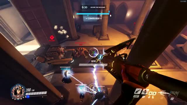 Watch mercy GIF by @pilager on Gfycat. Discover more ana, overwatch GIFs on Gfycat