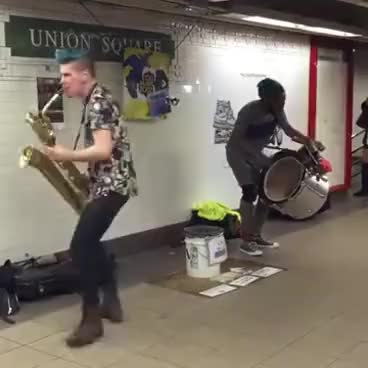 Watch and share Subway GIFs and Music GIFs on Gfycat