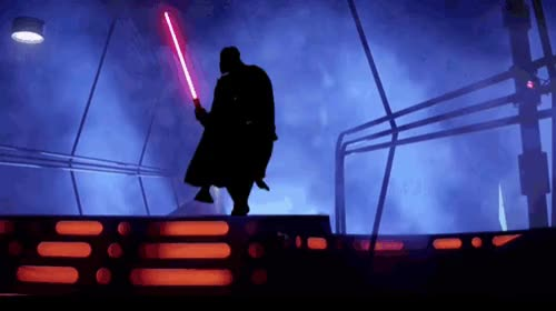Watch and share Dancing Darth Vader - Imgur.gif GIFs by Streamlabs on Gfycat