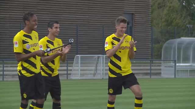Watch and share Crossbar Challenge GIFs and Borussia Dortmund GIFs on Gfycat