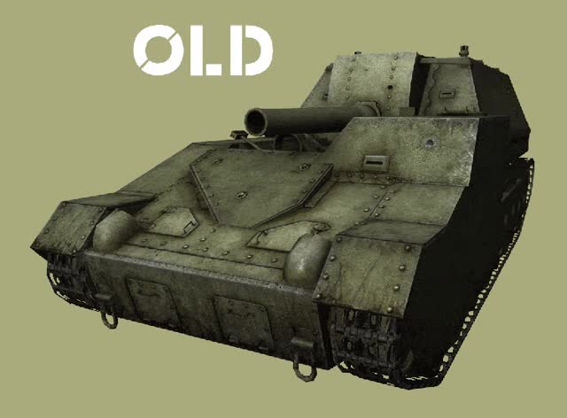 Watch and share World Of Tanks 8.6 Test - More Changed Models. GIFs on Gfycat