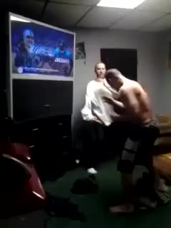 Watch and share Crazy Double Knockout GIFs on Gfycat