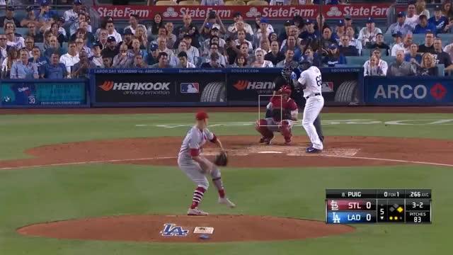 Watch and share Baseball GIFs by Lightpulse on Gfycat