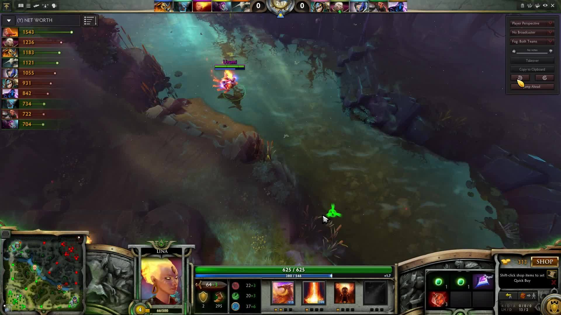 dota 2 (video game), Can't outrun a wildfire! GIFs