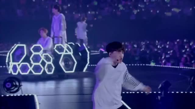 Watch and share EXO - Machine GIFs by The Angry Camel on Gfycat