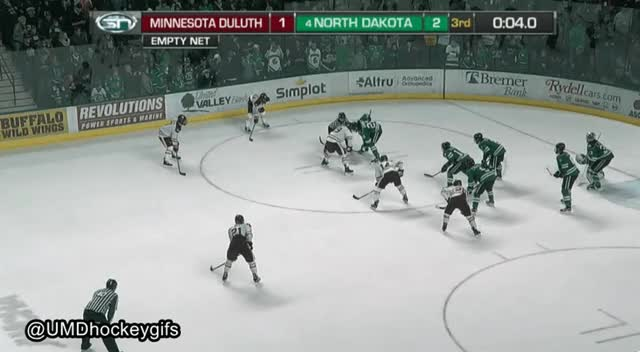 Watch and share Fuck North Dakota GIFs by UMD hockey gifs on Gfycat