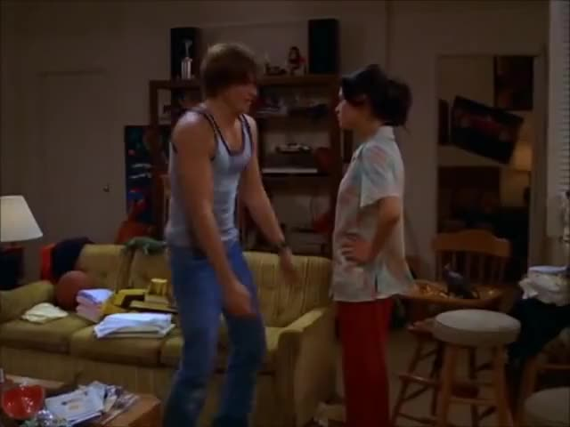 Watch this pants GIF by @starletm on Gfycat. Discover more 70's, another, box, dogs, jackie, kelso, of, pants, pants down, pants off, pantsed, prank, puppies, show, that GIFs on Gfycat