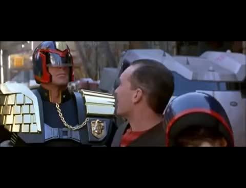 Watch this dredd GIF on Gfycat. Discover more Dredd, dredd, judge GIFs on Gfycat