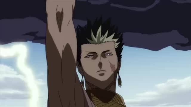 Watch and share Blackclover GIFs and Anime GIFs by Yumiko on Gfycat