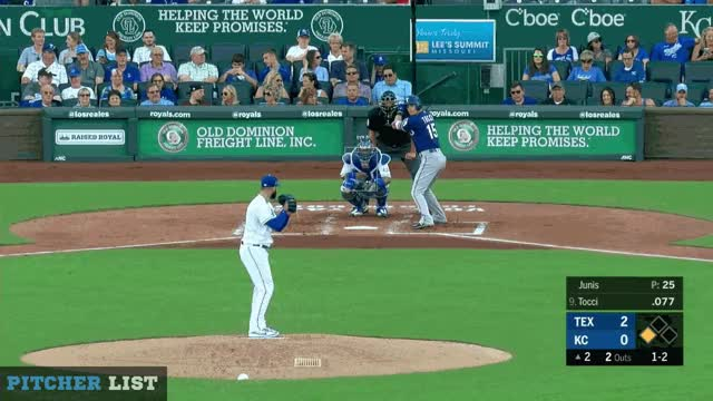 Watch Junis SL 6-20-18 GIF on Gfycat. Discover more Texas Rangers, baseball GIFs on Gfycat
