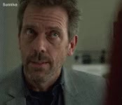 Watch and share Hugh Laurie GIFs on Gfycat