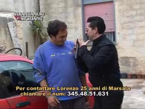 Watch Alberto Lipari presenta Lorenzo 25 anni cerca una donna BIONDA GIF on Gfycat. Discover more related GIFs on Gfycat