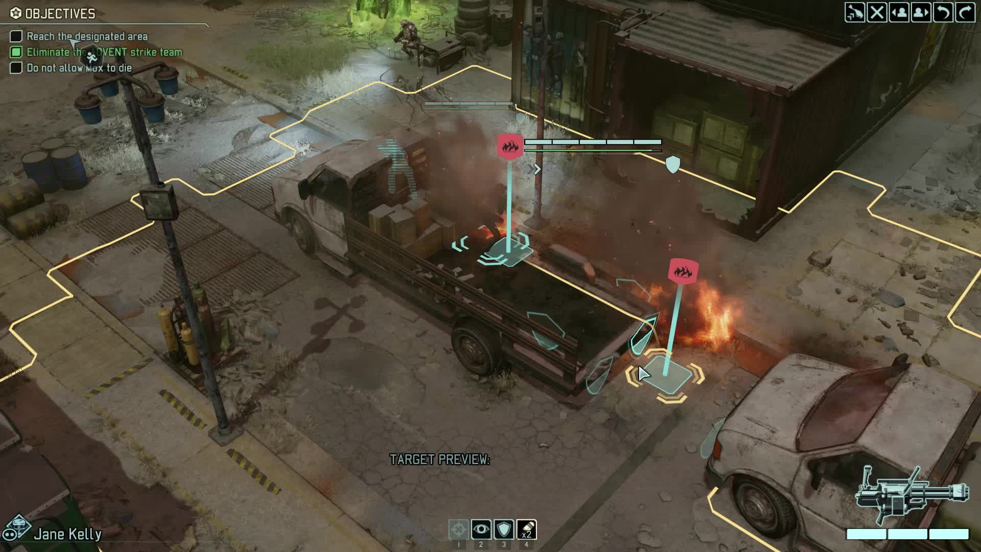 war of the chosen, xcom 2, XCOM Soldiers finally learned to stop, drop and roll GIFs