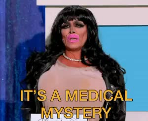 Watch and share Rupauls Drag Race GIFs and Medical Mystery GIFs on Gfycat