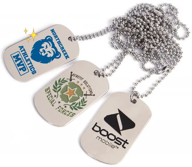 Watch dog tags GIF on Gfycat. Discover more related GIFs on Gfycat