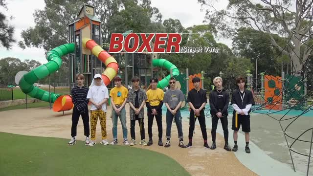 "Watch Stray Kids ""Boxer"" Video (Street Ver.) GIF on Gfycat. Discover more Stray Kids GIFs on Gfycat"