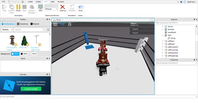 Watch and share Place1 - Roblox Studio 2019-07-11 19-56-39 GIFs on Gfycat