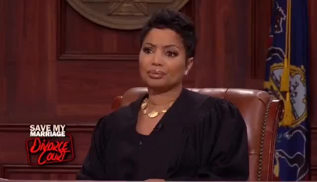 Watch and share DIVORCE COURT Full Episode: Rice Vs Rice GIFs on Gfycat