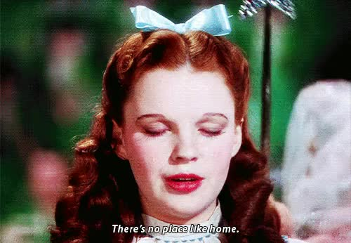 Watch country folk GIF on Gfycat. Discover more introvert, judy garland, movie quotes, the wizard of oz, theres no place like home GIFs on Gfycat