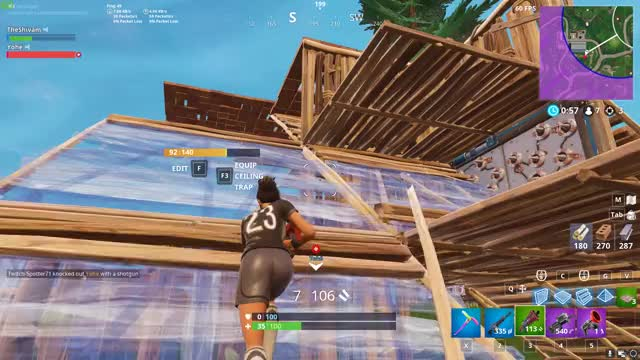 Watch Double Trap Kill GIF on Gfycat. Discover more FortNiteBR, Fortnite GIFs on Gfycat