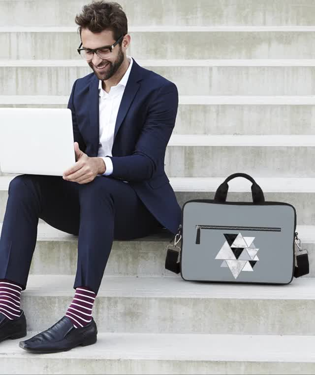 Watch and share Laptop Sleeve GIFs on Gfycat