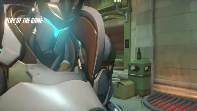 Watch i finally did it! GIF by @pandemonium on Gfycat. Discover more Overwatch, Potg, Reinhardt, overwatch GIFs on Gfycat