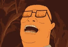 Watch Hank Cackling GIF on Gfycat. Discover more related GIFs on Gfycat